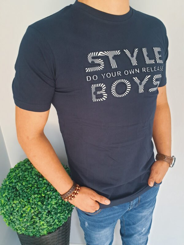Koszulka męska z nadrukiem 3D