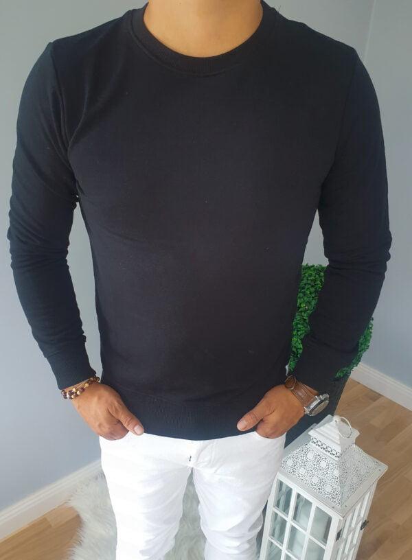 Bluza męska bez kaptura