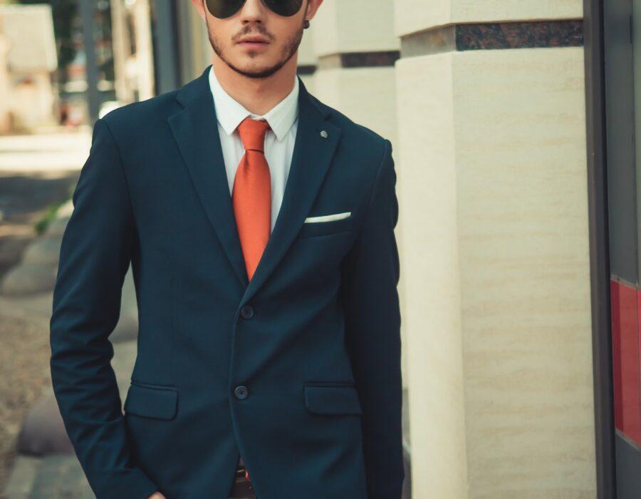 Marynarki – wyglądaj mężczyzno modnie