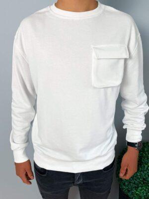 Bluza wkładana przez głowę